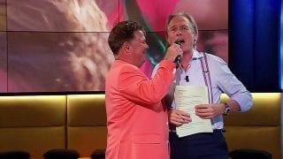 Wolter Kroes en Jort Kelder