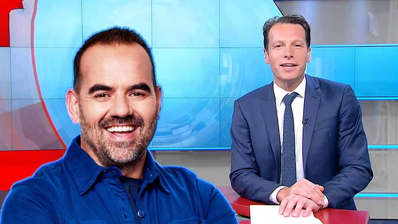 Niels van Baarlen en Herman van der Zandt