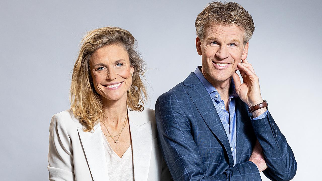 Sophie Hilbrand en Hugo Logtenberg