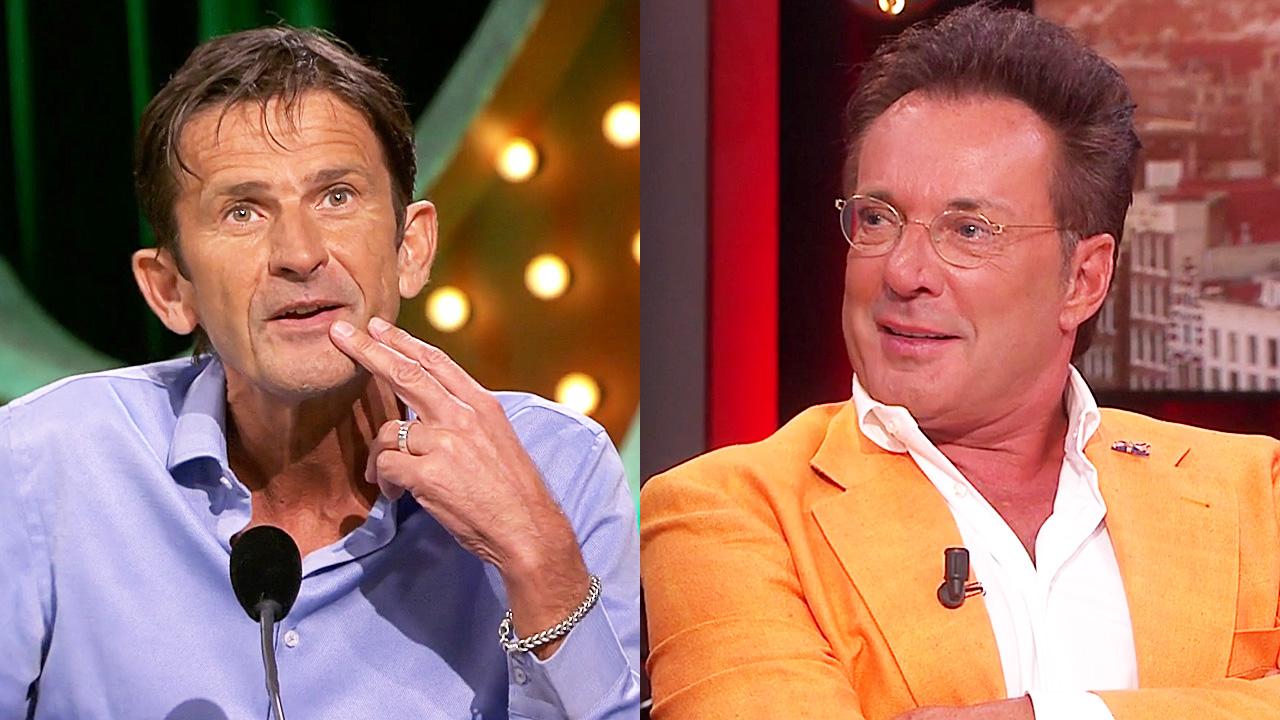 Cornald Maas en Gerard Joling