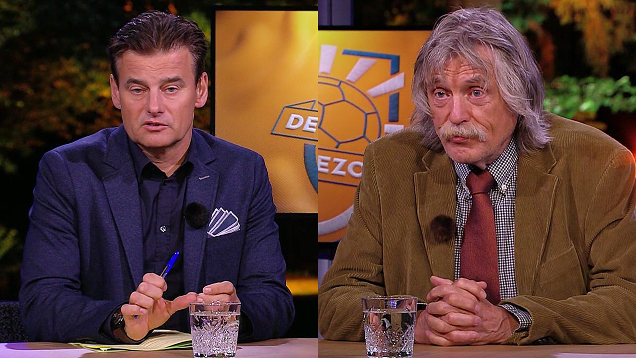 Wilfred Genee en Johan Derksen