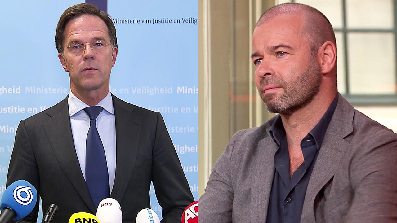 Mark Rutte en Peter van der Vorst