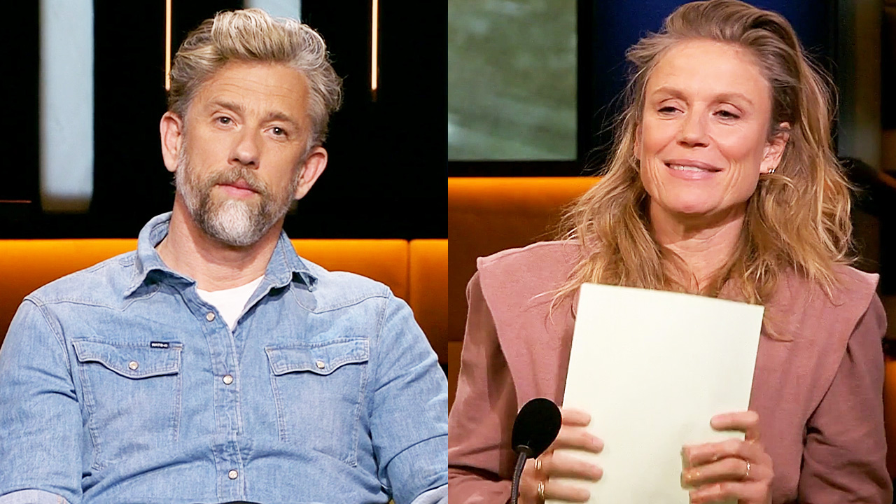 Waldemar Torenstra en Sophie Hilbrand