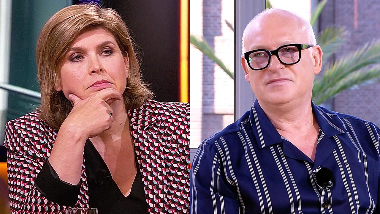 Angela de Jong en René van der Gijp