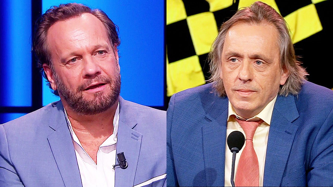 Carlo Boszhard en Marcel van Roosmalen
