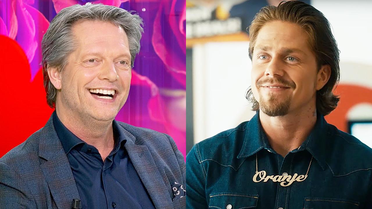 Guido den Aantrekker en André Hazes jr.