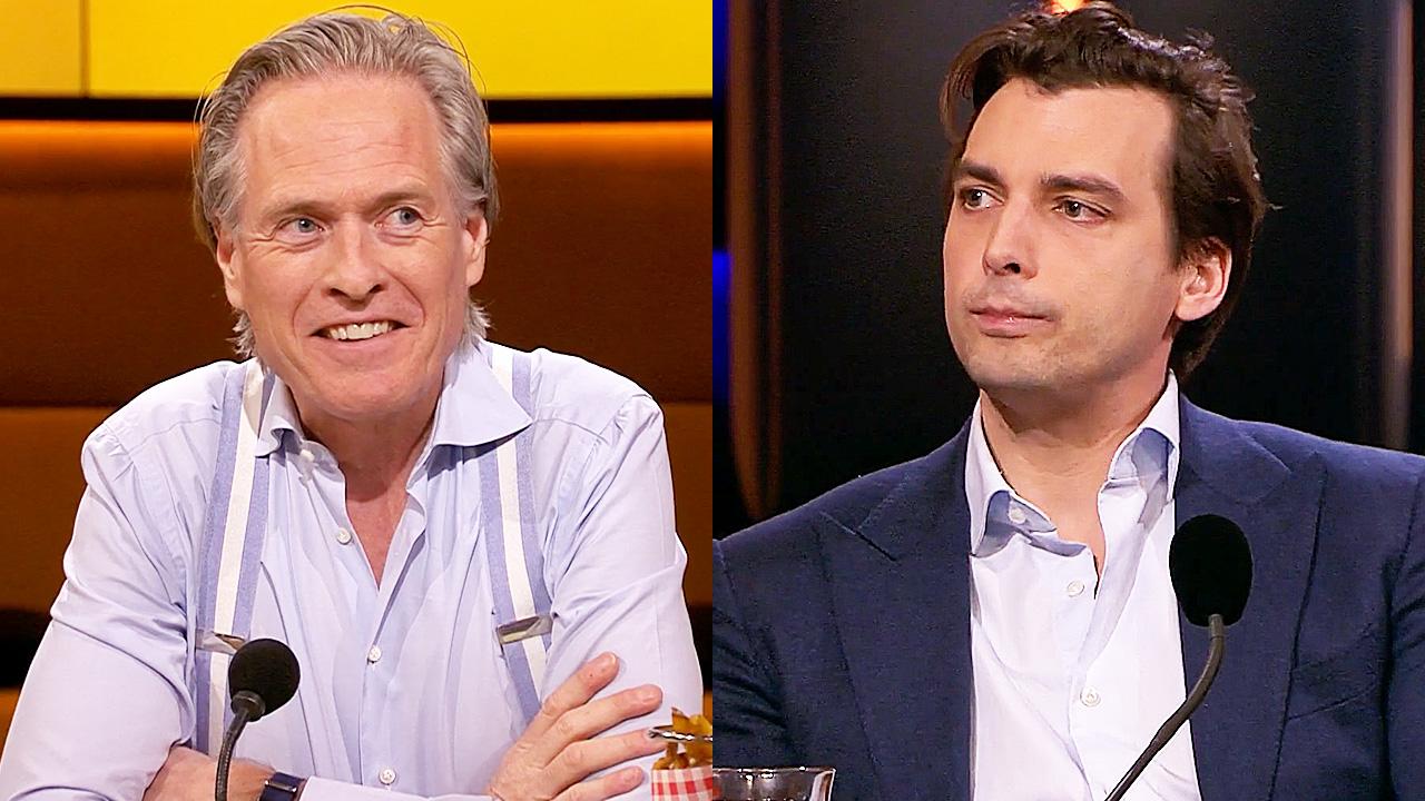 Jort Kelder en Thierry Baudet
