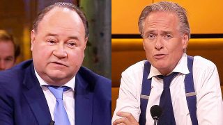 Henk Otten en Jort Kelder