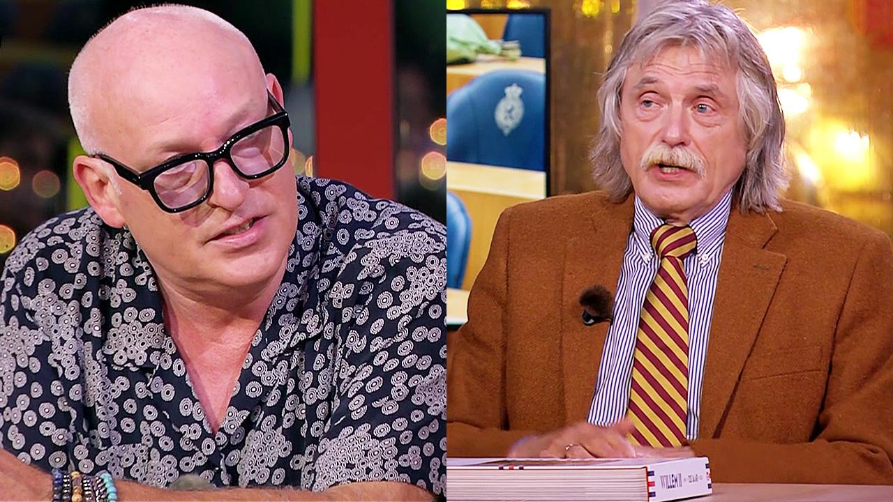 René van der Gijp en Johan Derksen