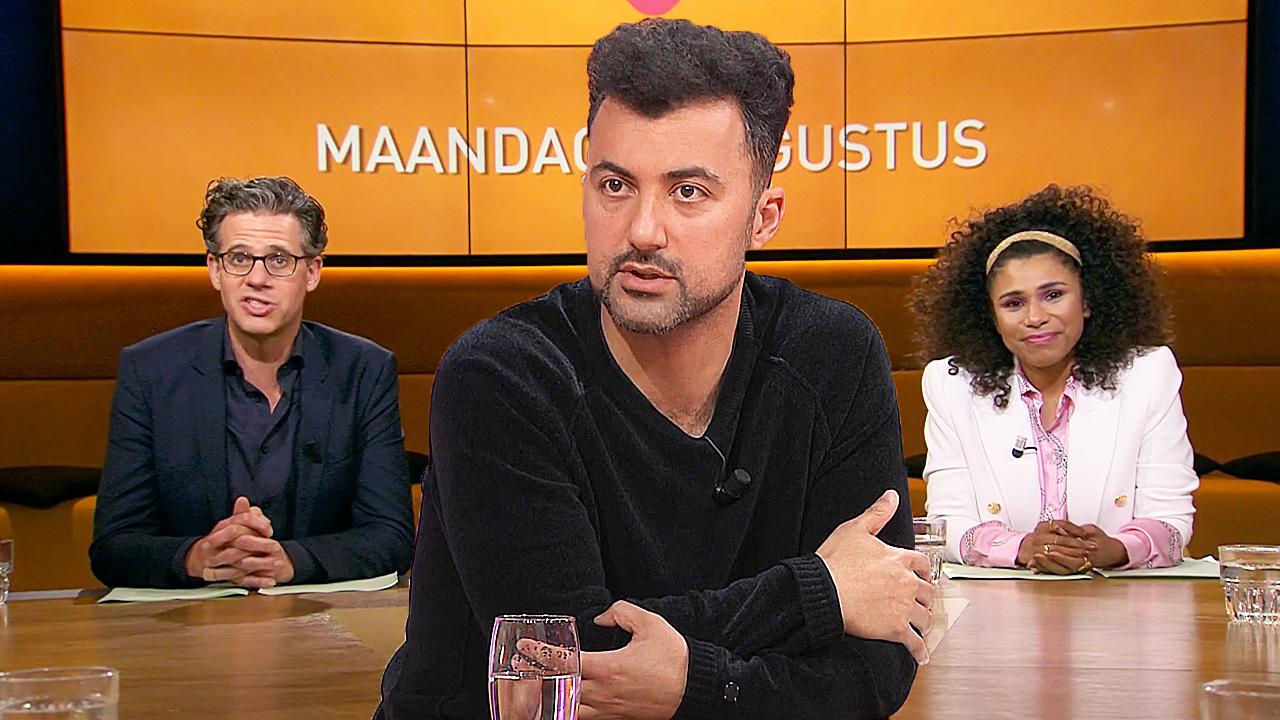 Erik Dijkstra, Natasja Gibbs en Özcan Akyol