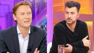 Sam Hagens en Özcan Akyol