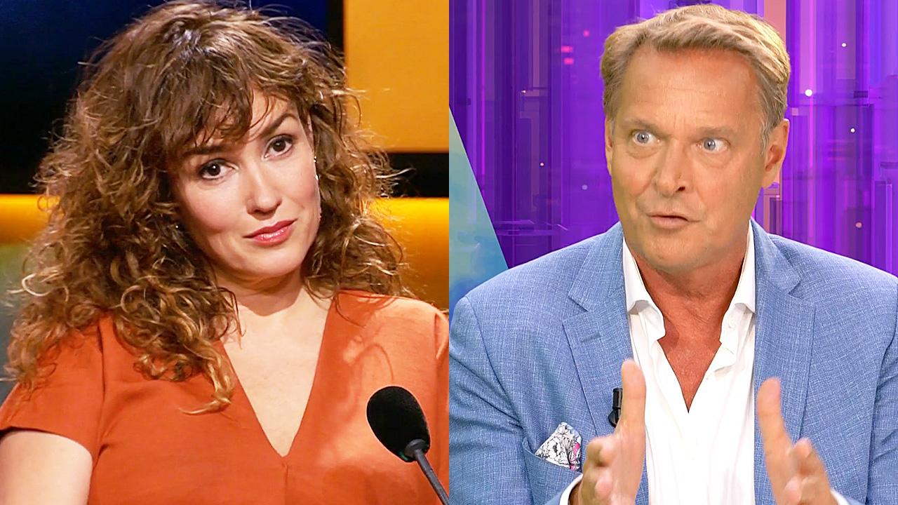 Katja Schuurman en Albert Verlinde