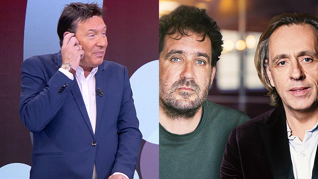 Jan Uriot, Gijs Groenteman en Marcel van Roosmalen