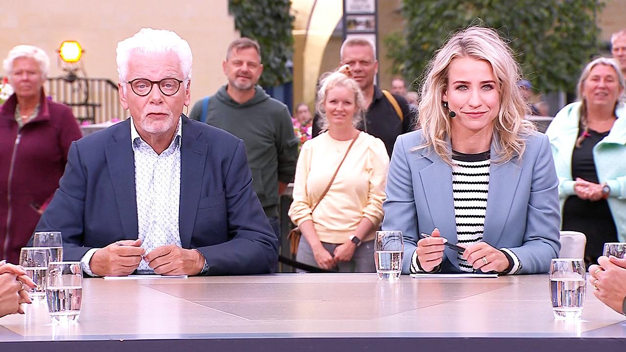 Jan Slagter en Dionne Stax