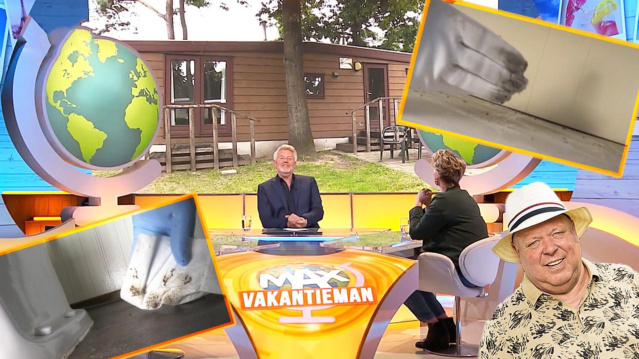 MAX Vakantieman over Peter Gillis