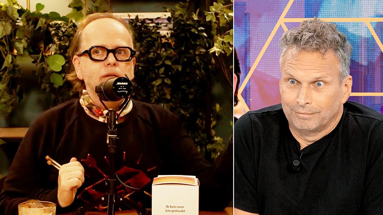 Marc-Marie Huijbregts en Ronald Molendijk