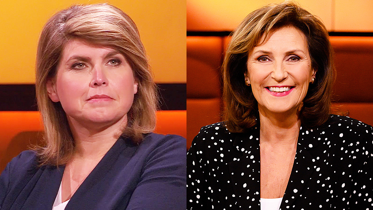 Angela de Jong en Astrid Joosten