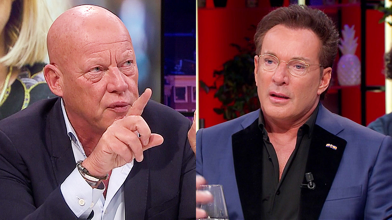 Frits Wester en Gerard Joling