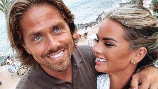 André Hazes jr. en Sarah van Soelen