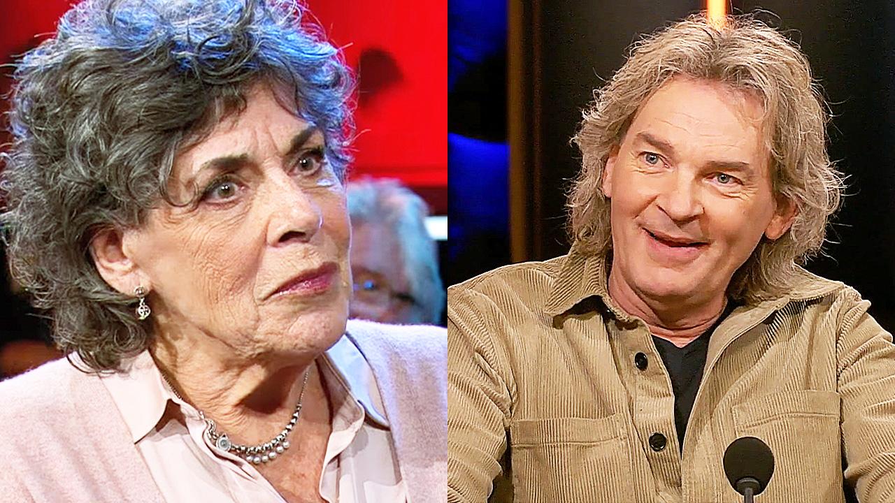 Hanneke Groenteman en Matthijs van Nieuwkerk