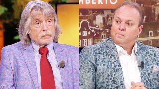 Johan Derksen en Frans Bauer