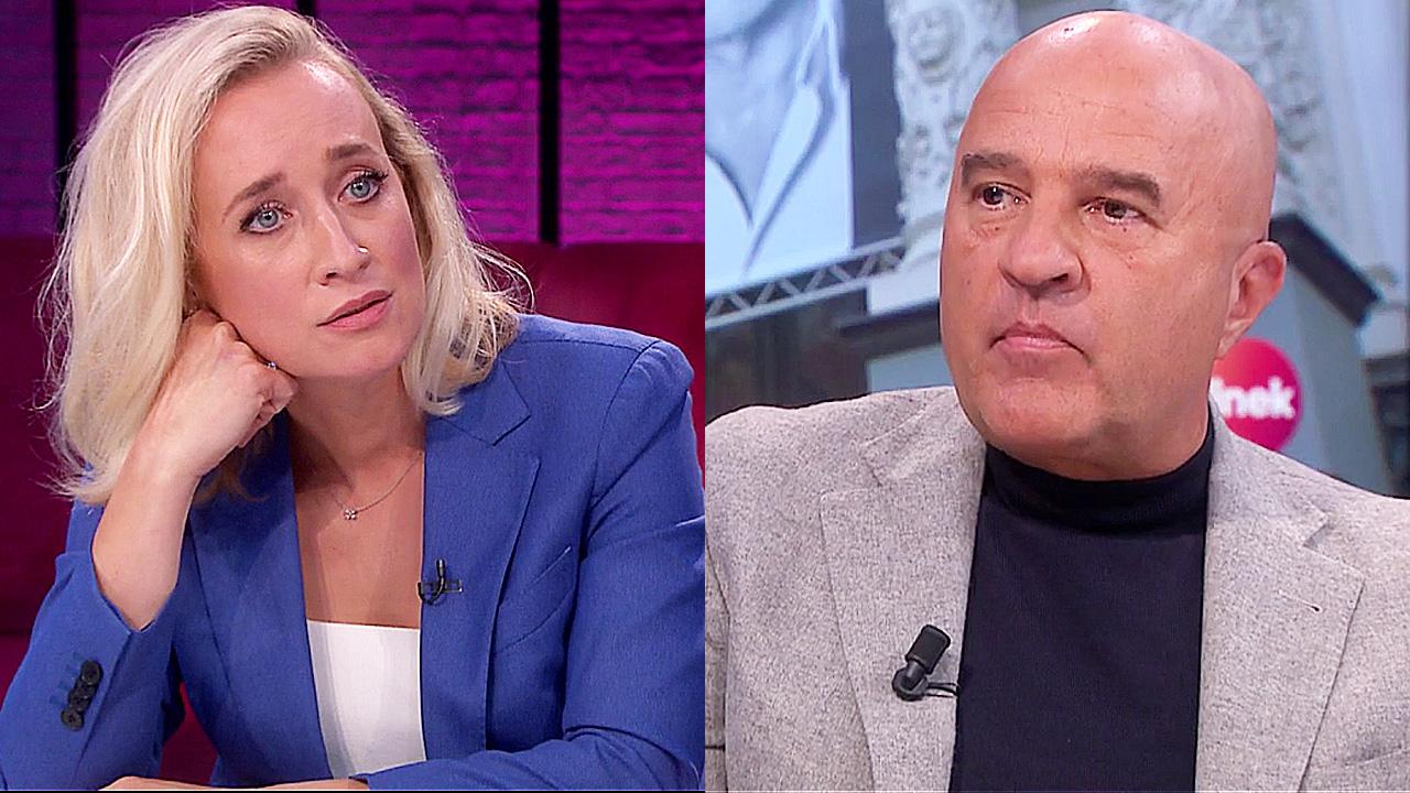 Eva Jinek en John van den Heuvel