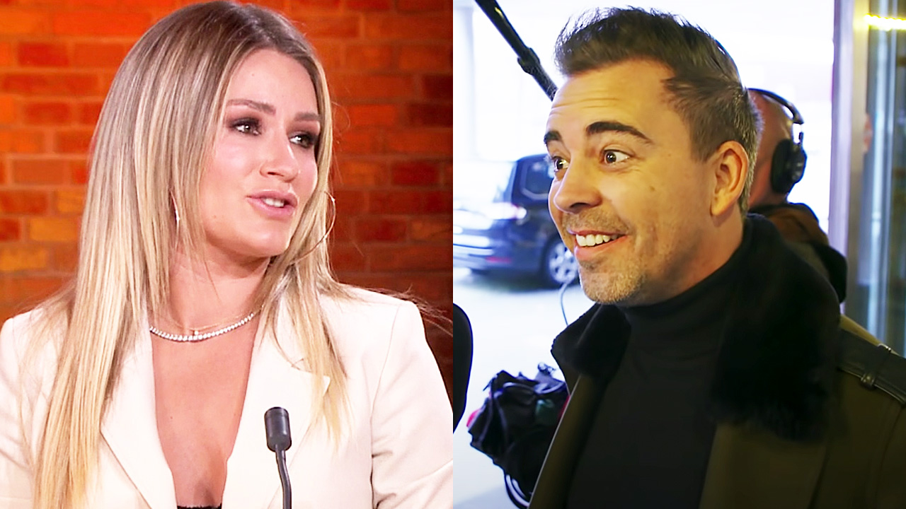 Nikkie Plessen en Manuel Venderbos