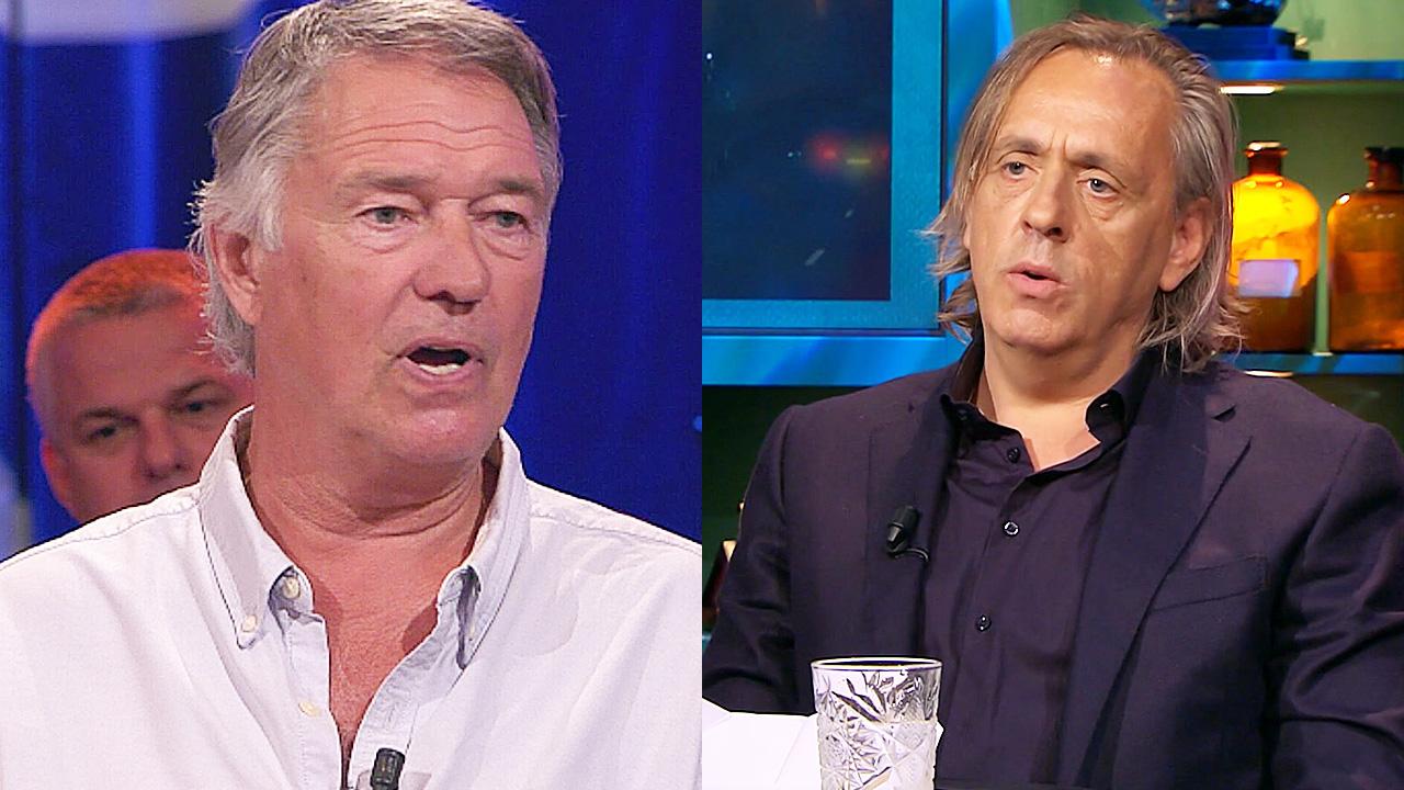 Ron Brandsteder en Marcel van Roosmalen