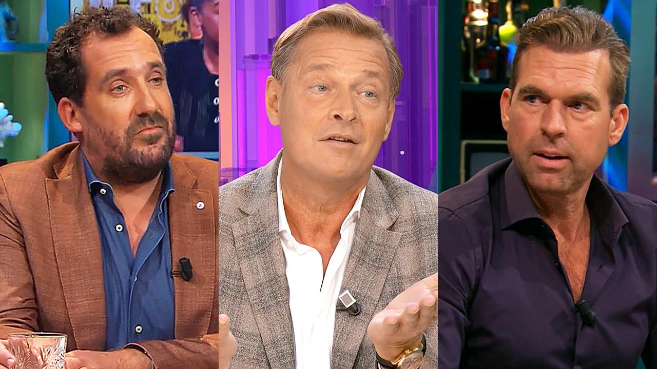 Gijs Groenteman, Albert Verlinde en Rutger Castricum