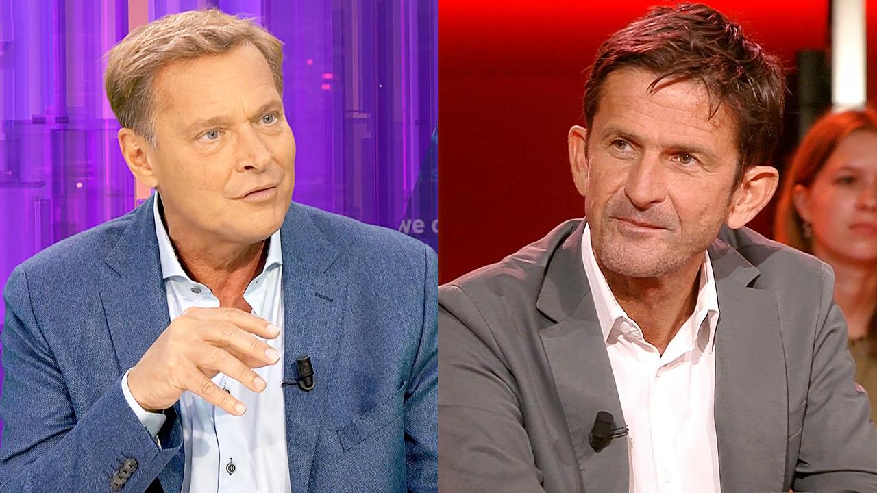 Albert Verlinde en Cornald Maas