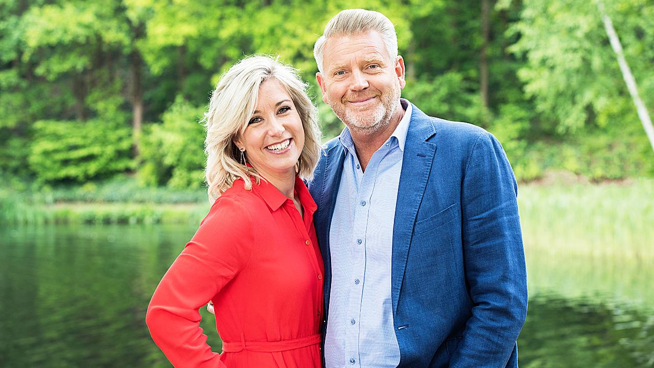 Carrie ten Napel en Sybrand Niessen