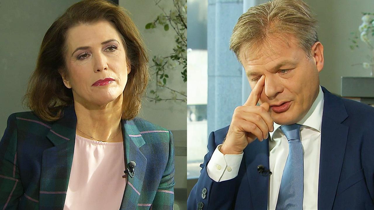 Mariëlle Tweebeeke en Pieter Omtzigt