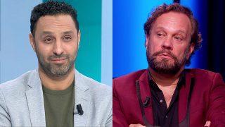 Khalid Kasem en Carlo Boszhard
