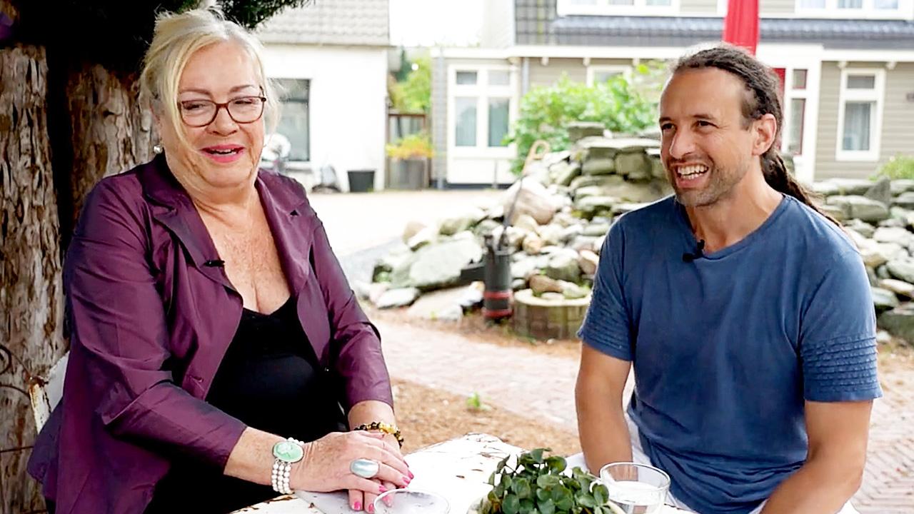 Viola Holt en Willem Engel