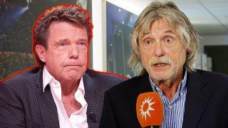 John de Mol en Johan Derksen