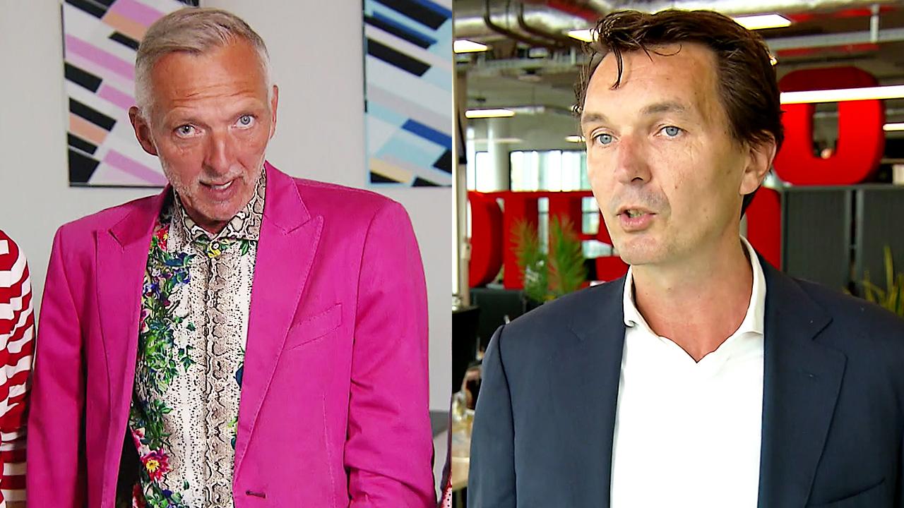 Martien Meiland en Paul van Riessen