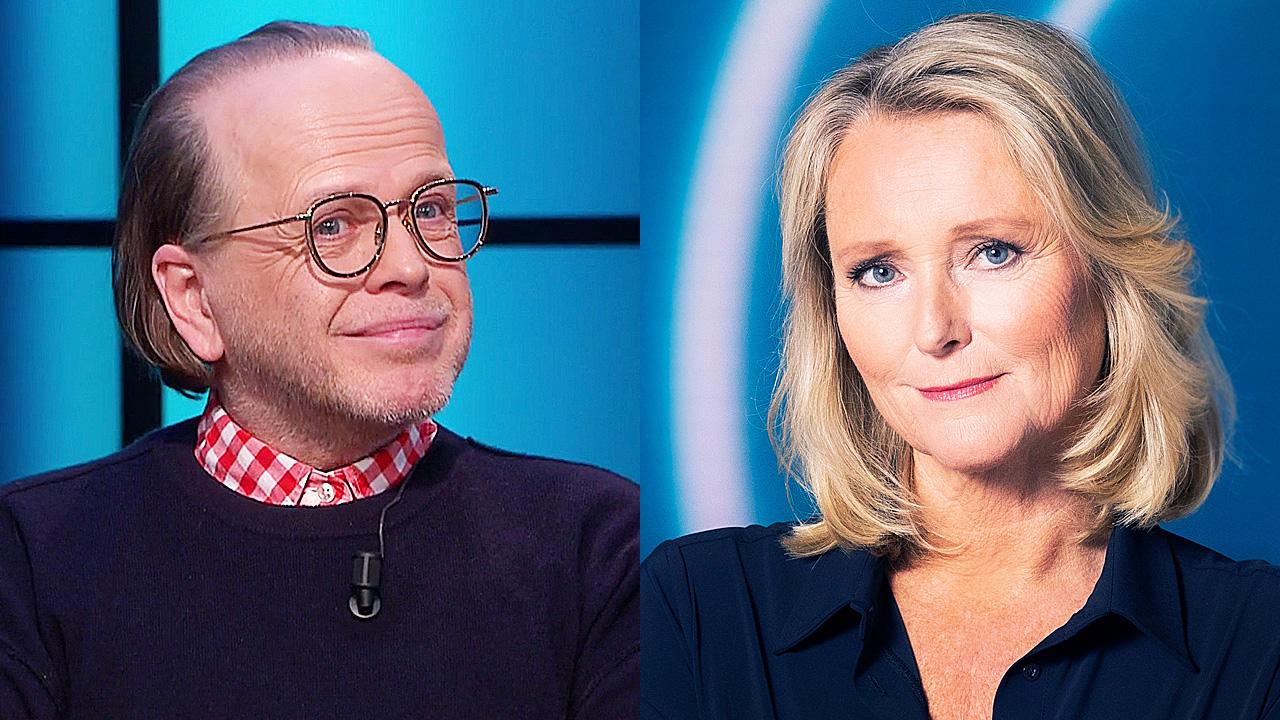 Marc-Marie Huijbregts en Antoinette Hertsenberg