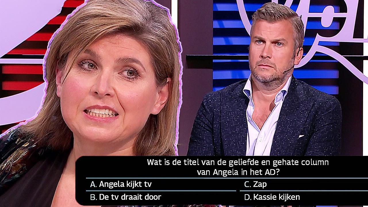 Angela de Jong en Winston Gerschtanowitz