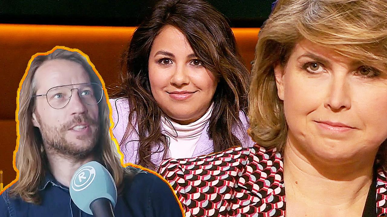 Giel Beelen, Talitha Muusse en Angela de Jong