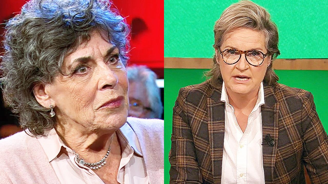 Hanneke Groenteman en Margriet van der Linden