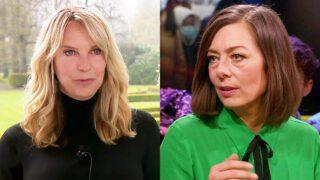Linda de Mol en Cécile Narinx