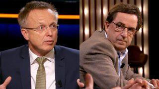 René Paas en Diederik Gommers