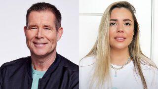 Rick Romijn en Yvonne Coldeweijer