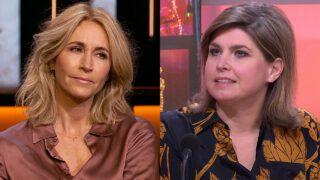 Wendy van Dijk en Angela de Jong